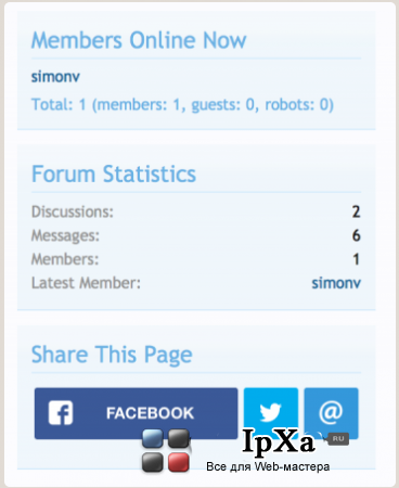 Responsive Social Sharing Buttons 1.5.1